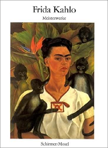 9783888143823: Frida Kahlo. Meisterwerke