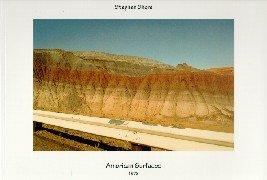 American Surfaces, 1972: Stephen Shore