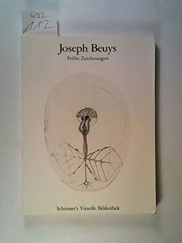 Frühe Zeichnungen Mit einem Text von Werner: Beuys, Joseph