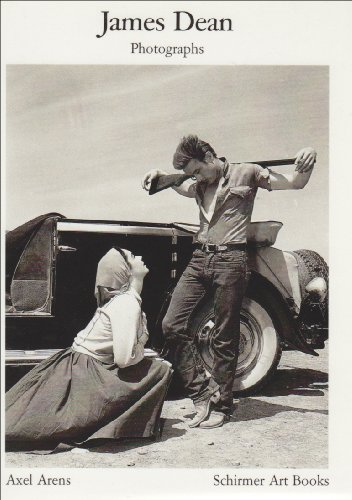 James Dean Photographs (Schirmer Visual Library): Arens, Axel