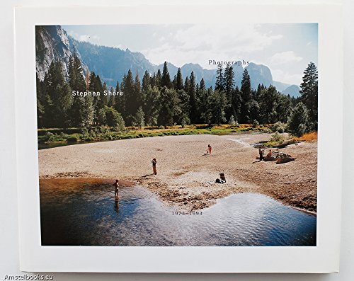 Stephen Shore Photographs 1973-1993: Stephen Shore (Heinze Liesbrock, ed)