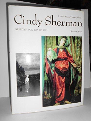 9783888146930: Monographie de cindy sherman