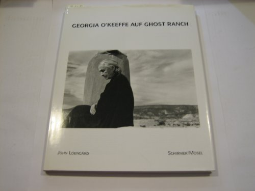 9783888147227: O'KEEFFE, AT GHOST RANCH