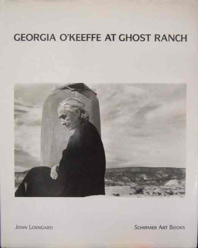 9783888147456: Georgia O'Keeffe at Ghost Ranch