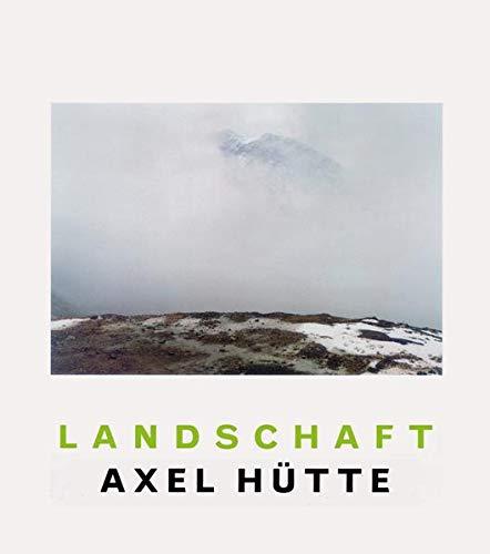 9783888147852: Axel hutte landschaft (hardback) /allemand