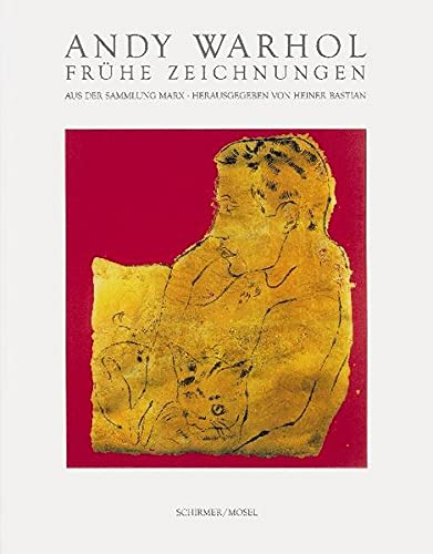 9783888148330: Sammlung Marx: Andy Warhol : fruhe Zeichnungen (German Edition)