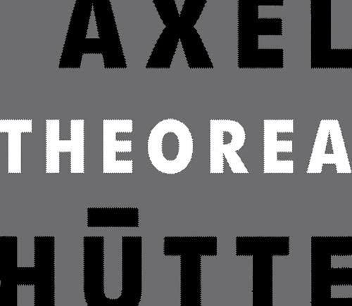 Theorea.: Hütte, Axel: