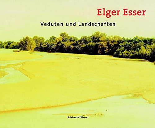 Veduten und Landschaften: Photographien 1996-2000 Esser, Elger and Pfab, Rupert