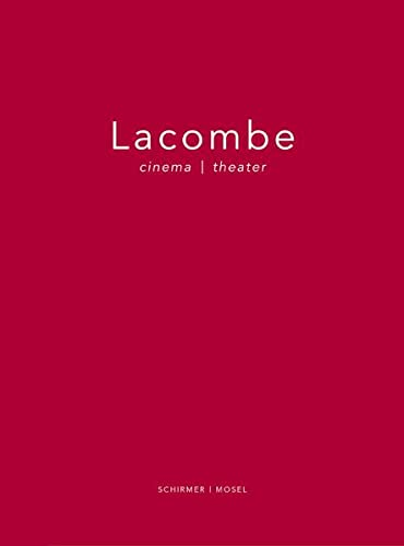 9783888149498: Lacombe: Cinema/Theatre
