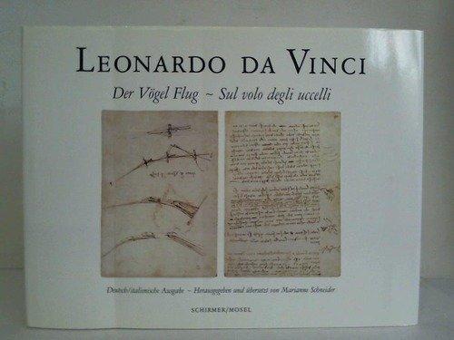 9783888149559: Leonardo Da Vinci Der Vogel Flug