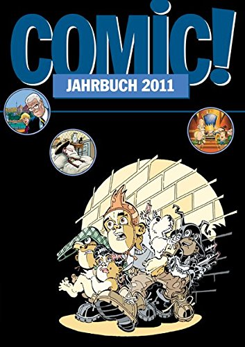 9783888349416: Comic-Jahrbuch 2011: Comic Cartoon Trickfilm