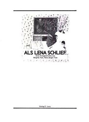 9783888422010: Als Lena schlief: Eine Fotogeschichte