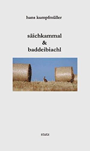 9783888491924: säichkammal & baddeibiachl: innviadla browiabrewia
