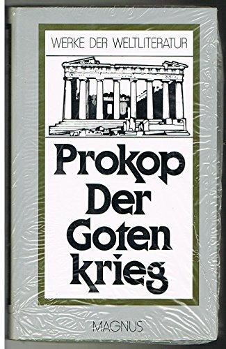 9783888510304: Prokop - Der Gotenkrieg