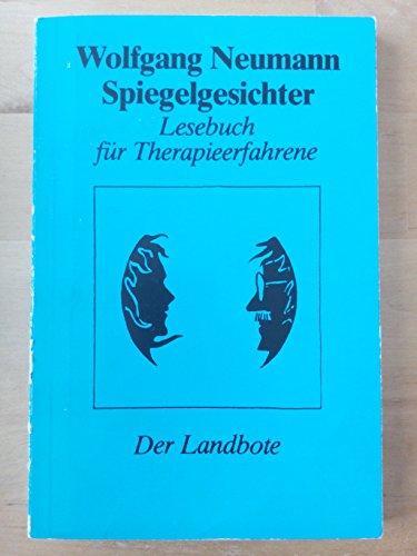 9783888550072: Spiegelgesichter: Lesebuch für Therapieerfahrene