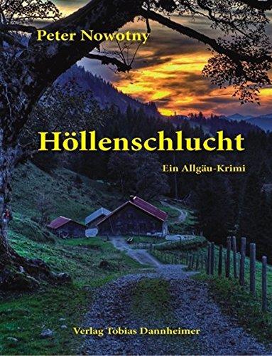 9783888810749: Höllenschlucht: Ein Allgäu-Krimi