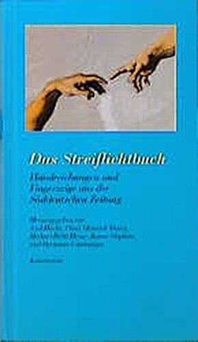 9783888970849: Das Streiflichtbuch