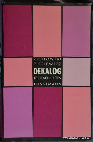 Dekalog. Zehn Geschichten: Krzysztof Kieslowski