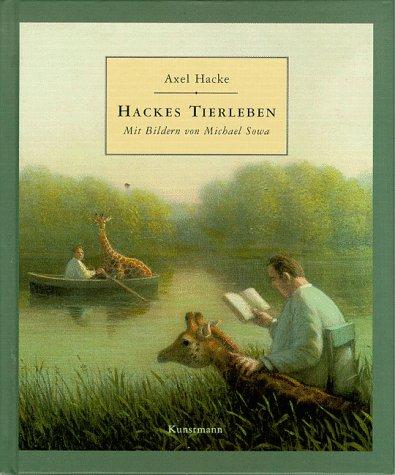 9783888971532: Hackes Tierleben (German Edition)