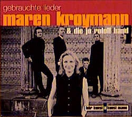 9783888972676: Gebrauchte Lieder, 1 Audio-CD