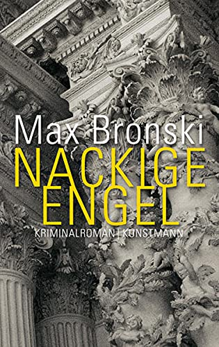 9783888976445: Nackige Engel: Kriminalroman