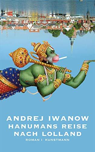 9783888977770: Hanumans Reise nach Lolland