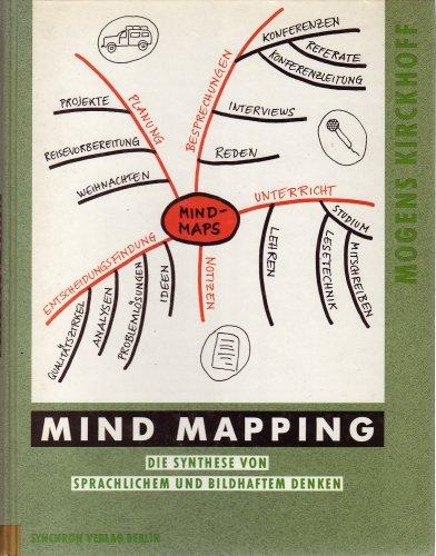 9783889110237: Mind mapping. Die Synthese von sprachlichem und bildhaftem Denken (Reihe Mind Band 4)