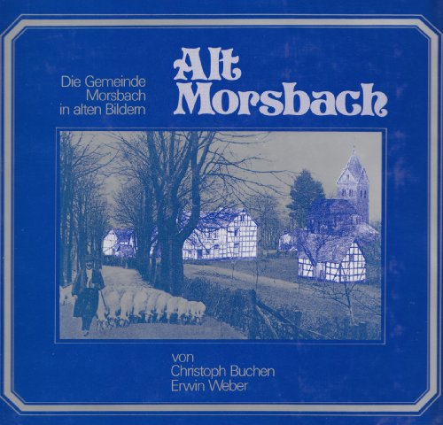 9783889131522: Alt Morsbach
