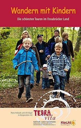 9783889268228: Wandern mit Kindern: Die schönsten Touren im Osnabrücker Land