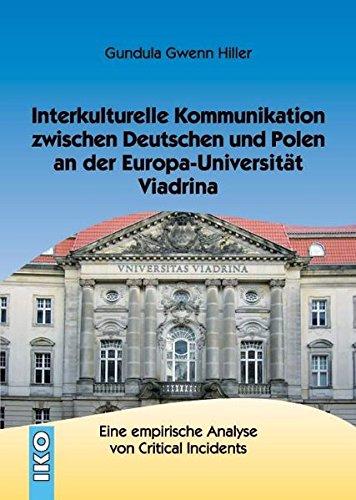 9783889398901: Interkulturelle Kommunikation zwischen Deutschen u