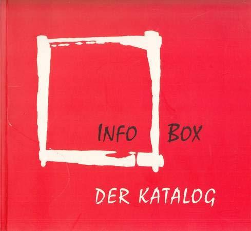 9783889403339: Info Box: Der Katalog