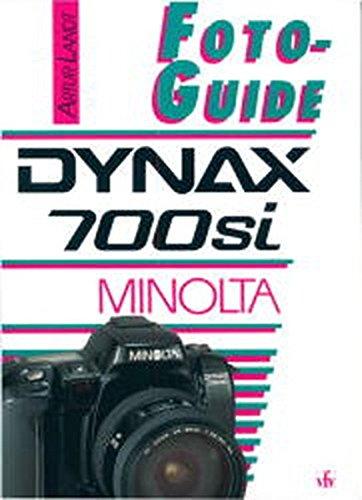 9783889550279: FotoGuide Minolta Dynax 700si.