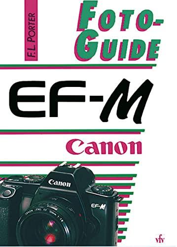 9783889550552: Canon EF-M