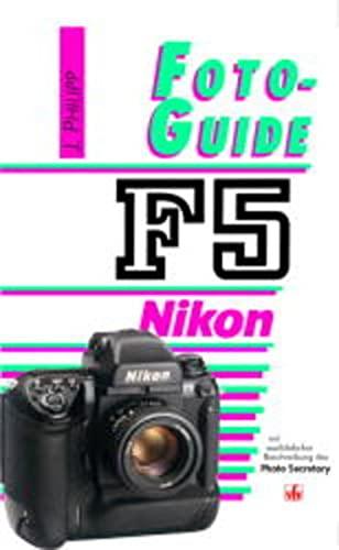 9783889550910: FotoGuide Nikon F5