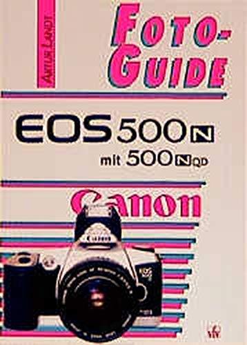 9783889550927: FotoGuide Canon EOS 500N.