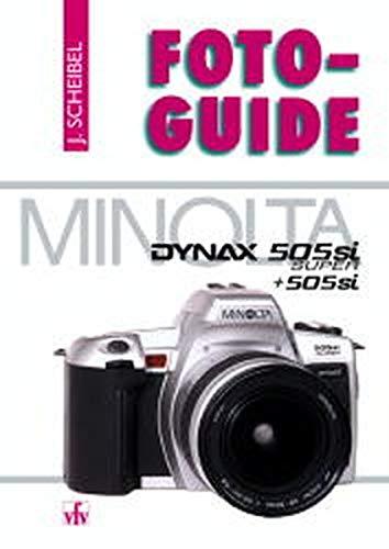 9783889551122: Foto-Guide Minolta Dynax 505si Super + 505si