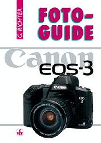 9783889551146: FotoGuide Canon EOS-3