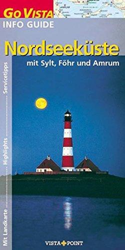 9783889732507: Nordseeküste: Mit Sylt, Föhr und Amrum