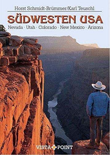 9783889733948: S�dwesten USA: Nevada, Utah, Colorado, New Mexico, Arizona