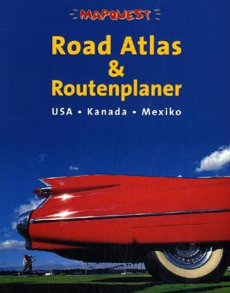 Road Atlas & Routenplaner: USA - Kanada - Mexiko