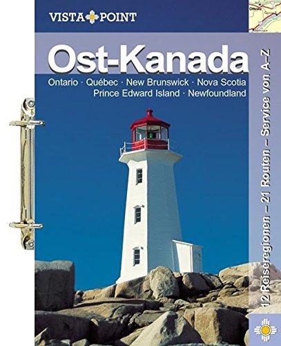 9783889738141: Ost-Kanada Tourplaner: 12 Reiseregionen - 48 Routen - Service von A-Z