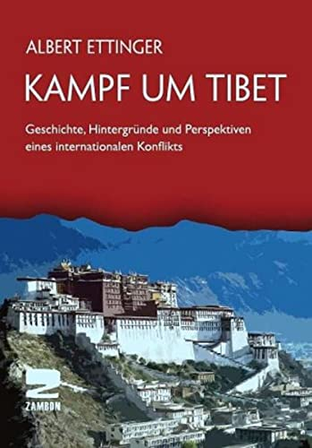 9783889752352: Kampf um Tibet