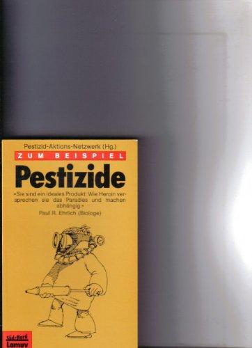 9783889772688: Zum Beispiel Pestizide