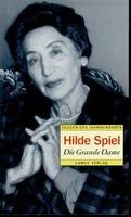 """9783889772855: Hilde Spiel, die grande Dame: Gespräch mit Anne Linsel in der Reihe """"Zeugen des Jahrhunderts"""" (German Edition)"""