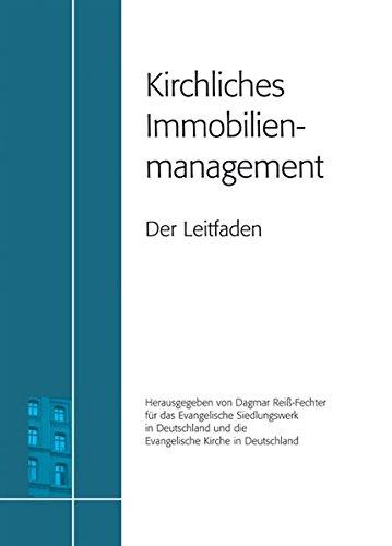 9783889812940: Kirchliches Immobilienmanagement: Der Leitfaden