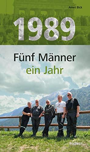 1989 - Fünf Männer, ein Jahr: Amet Bick