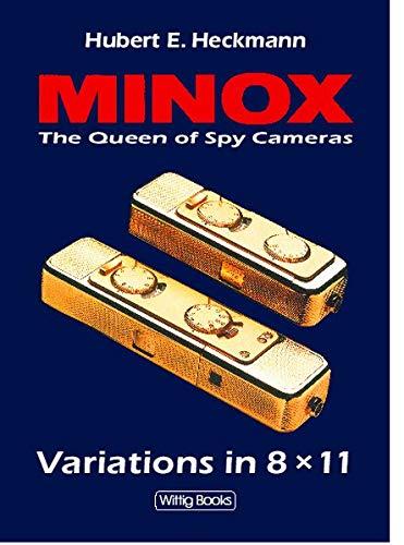 9783889841537: Minox: Variations in 8 x 11