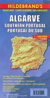 Hildebrands Travel Map Algarve Costa Do Estoril: Hildebrand