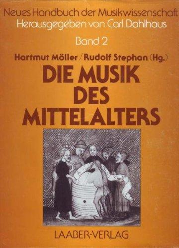Musik Des Mittelalters / Hartmut Moeller, Rudolf