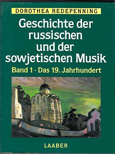 9783890072067: Geschichte der russischen und der sowjetischen Musik